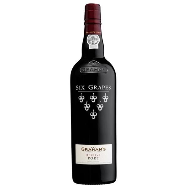 Graham S Six Grapes Reserve Port Drink Portuguese Wine