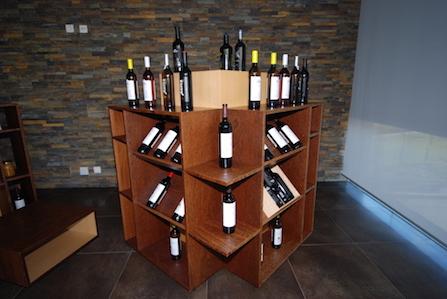The portfolio of wines from the Quinta Vale d'Aldeia