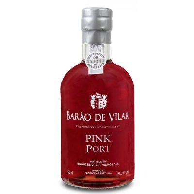 Barao de Vilar Pink Port