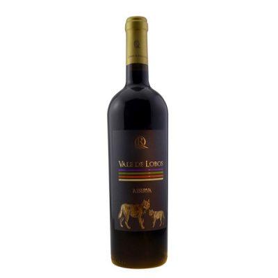 Vale de Lobos reserva red wine